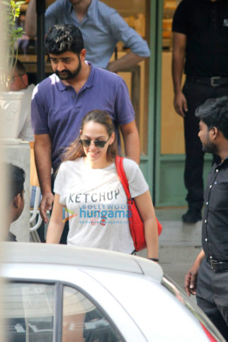 Hazel Keech snapped at 'The Kitchen Garden'