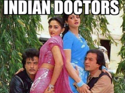 Here's what sonography was back in the 80s… Bollywood style