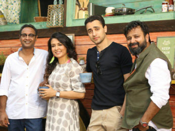 Imran Khan joins Mini Mathur on The Mini Truck