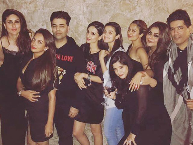 Inside Photos Kareena Kapoor Khan, Alia Bhatt, Sidharth Malhotra, Saif Ali Khan, Karan Johar and others party hard