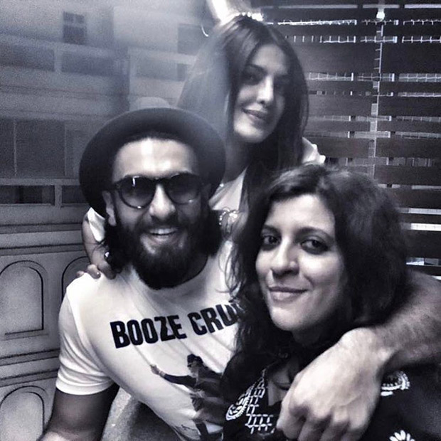 It's Dil Dhadakne Do reunion for Priyanka Chopra, Ranveer Singh and Zoya Akhtar