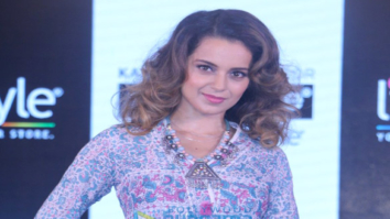 Kangna Ranaut unveils new collections of Melange