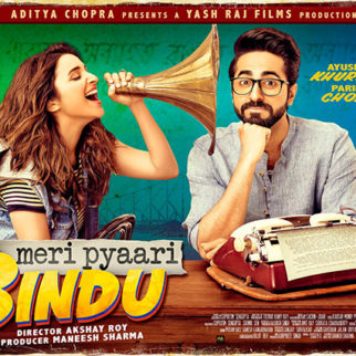 First Look From The Movie Meri Pyaari Bindu