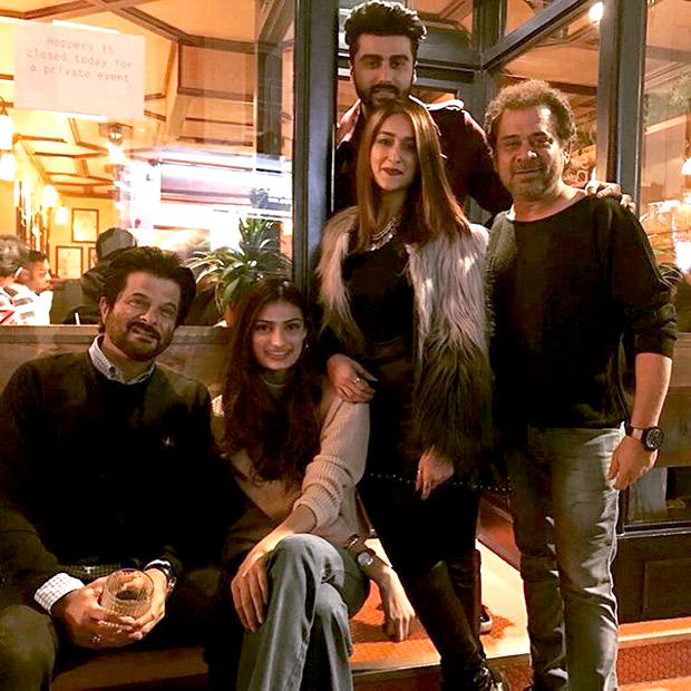 Mubarakan cast had special dinner date in London-1