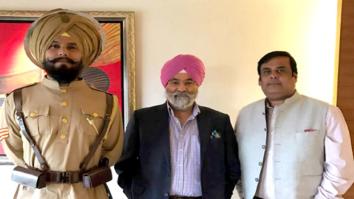 REVEALED Randeep Hooda's uniformed look from Battle of Sargarhi 2