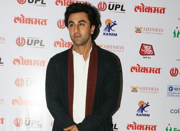 Ranbir Kapoor's on point imitation of Sanjay Dutt's trademark walk will leave you stunned