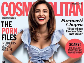 SUPERHOT: Parineeti Chopra gives sun an inferiority complex on the cover of Cosmopolitan