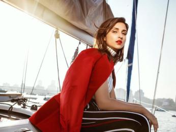 SUPERHOT: Parineeti Chopra gives sun an inferiority complex on the cover of Cosmopolitan