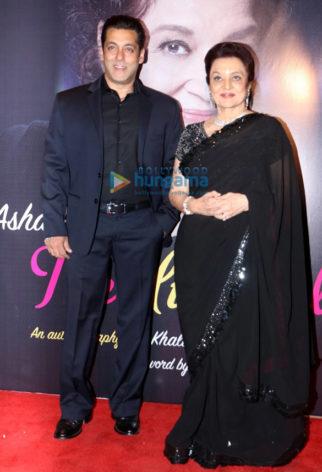Salman Khan, Dharmendra & Jeetendra grace the launch of Asha Parekh's book 'The Hit Girl'