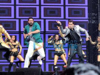 Salman Khan at the Dabangg Tour in Auckland, New Zealand