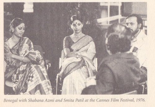 Shabana Azmi shares a throwback photo with Smita Patil and Shyam Benegal1