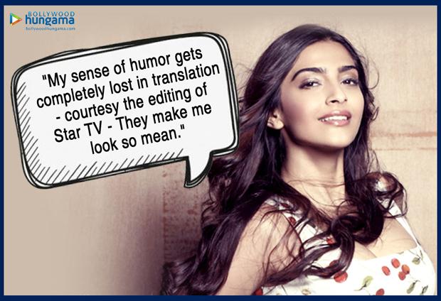 Sonam Kapoor confesses she hates Koffee With Karan-2
