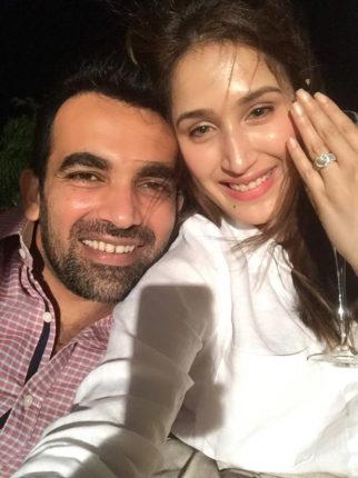 TAKEN! Ace cricketer Zaheer Khan just got engaged to Sagarika Ghatge