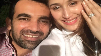 TAKEN! Ace cricketer Zaheer Khan just got engaged to Sagarika Ghatge