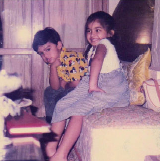This throwback image of cousins Sonam Kapoor and Arjun Kapoor is just the cutest thing