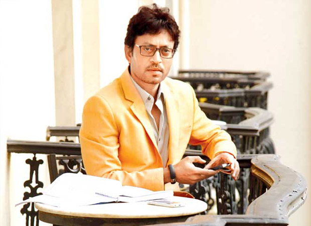 """DIFFICULT to discuss any issue in media"" - Irrfan Khan"