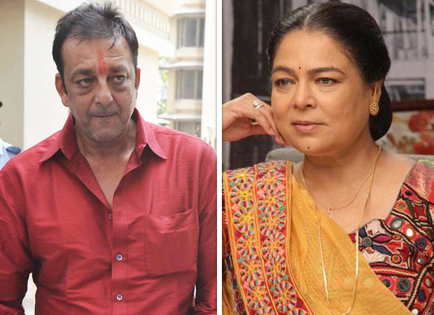 """""""I have lost my mother again"""", laments Sanjay Dutt on the loss of Reema Lagoo feature"""