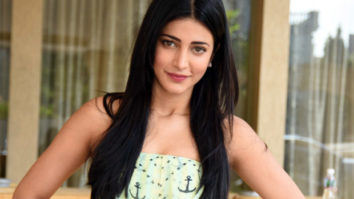 After revealing the first look at Cannes 2017, Shruti Haasan out of Sanghamitra