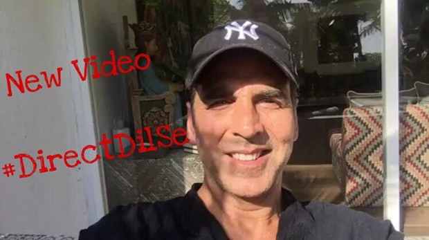Akshay Kumar sends a strong message on failure and success for young generation