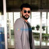 Arjun Kapoor, Malaika Arora Khan and Suniel Shetty snapped at the airport