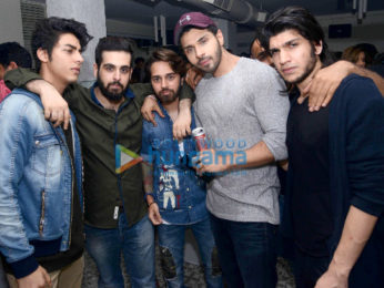 Aryan Khan and many more at the launch of No Vacancy Bar & Bistro