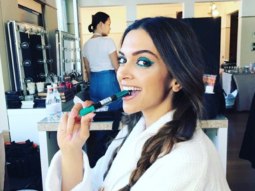 BEHIND THE SCENES Deepika Padukone looks radiant during prep for her grand appearance at Cannes 2017