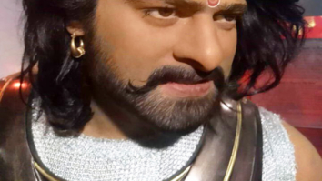 Baahubali star Prabhas beats  Rajinikanth and Kamal Haasan; becomes first south actor to have his statute at Madame Tussauds features