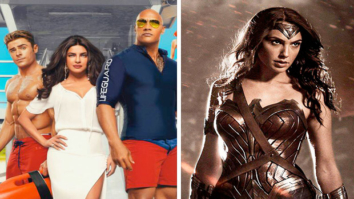 Baywatch Vs Wonder Woman
