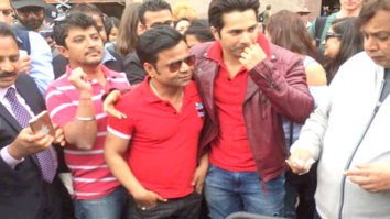 Check out It's a wrap for Varun Dhawan and Judwaa 2 in London-1