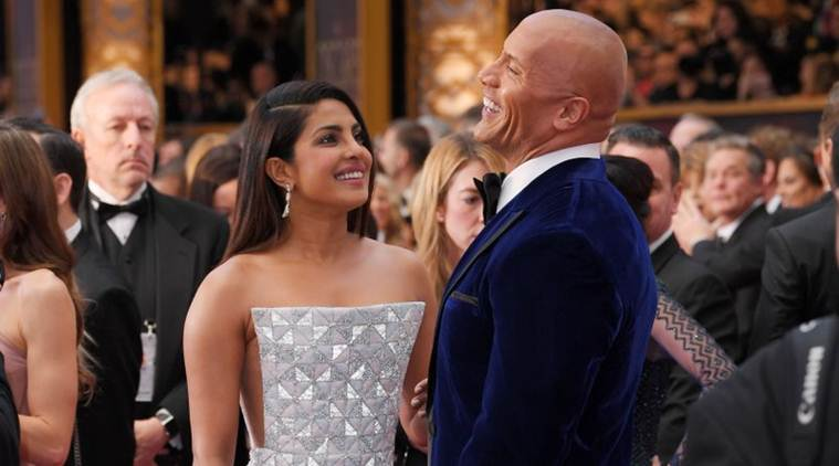 Check out Priyanka Chopra's rocking birthday message for her Baywatch co-star Dwayne Johnson