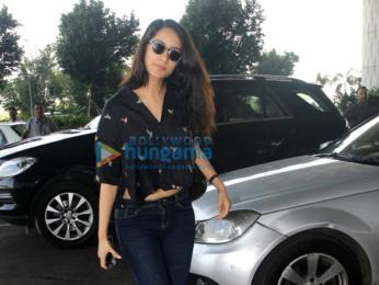 Deepika Padukone, Ayushmann Khurana, Parineeti Chopra, Shraddha Kapoor and Arjun Kapoor snapped at the airport