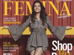 Shraddha Kapoor On The Cover Of Femina,Jun 2017