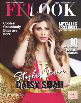Daisy Shah On The Cover Of Fitlook