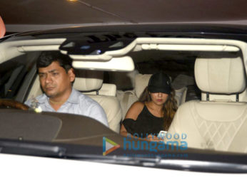 Gauri Khan, Manish Malhotra and other close friends grace Karan Johar's bash