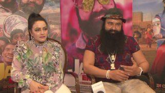 Gurmeet Ram Rahim Singh Insan REVEALS Why He Directed Jattu Engineer