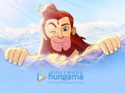 Movie Stills Of The Movie Hanuman Da Damdaar
