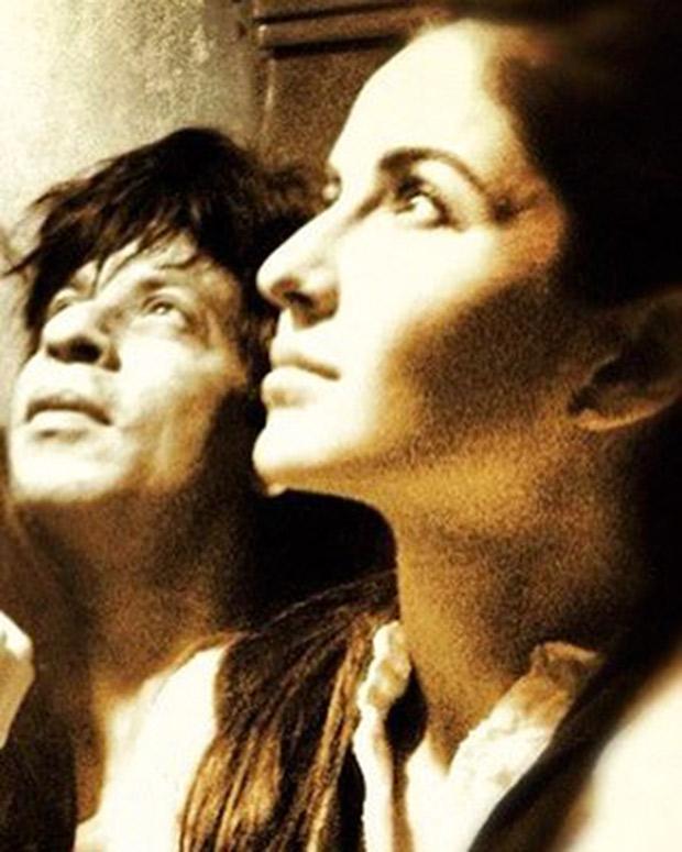 Here's how Shah Rukh Khan welcomed friend Katrina Kaif in style