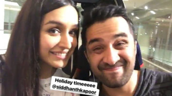 Here are the details of Shraddha Kapoor's holiday plan with family1