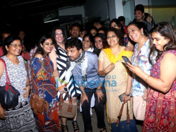 Irrfan Khan hosts a screening of 'Hindi Medium' for school teachers
