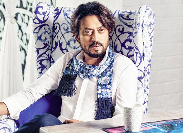 Irrfan Khan worked with his son Babil for the first time and this is how he feels about it!  features