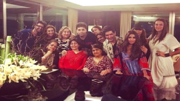 Check out: Post Baahubali 2 success, Karan Johar parties with Manish Malhotra, Shweta Bachchan and others
