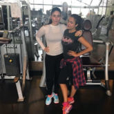 Kareena Kapoor indulges in some intense workout session with BFF Amrita Arora-2
