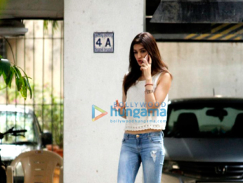 Kriti Sanon snapped at Maddock's office