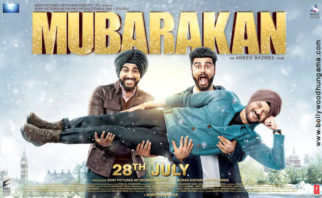 First Look From The Movie Mubarakan