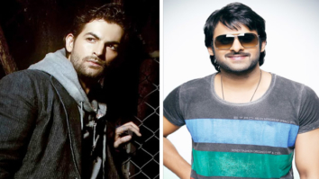Neil Nitin Mukesh to play Prabhas's nemesis in his next