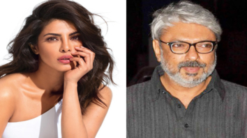 OMG! Priyanka Chopra has seen glimpses of Sanjay Leela Bhansali's Padmavati, and here's what she has to say