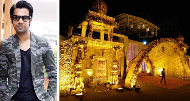Rajkummar Rao's reel wedding is worth Rs. 2 crore-1