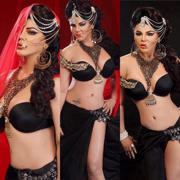 Rakhi sawant sexy film