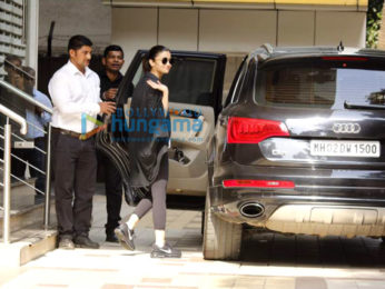 Ranbir Kapoor and Alia Bhatt snapped as they start prep for the Ayan Mukherji film 'Dragon'