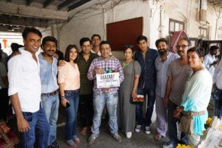 Saif Ali Khan and Rohan Mehra begin shooting for Baazaar-1